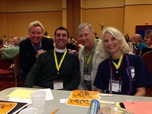 TBTS Diocesan Council delegates